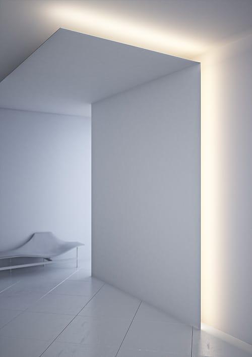 iluminat pereti tavane