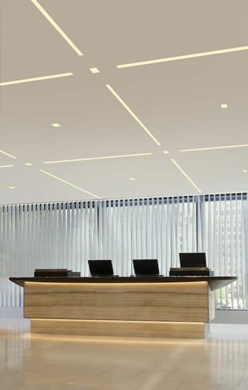 iluminat birouri